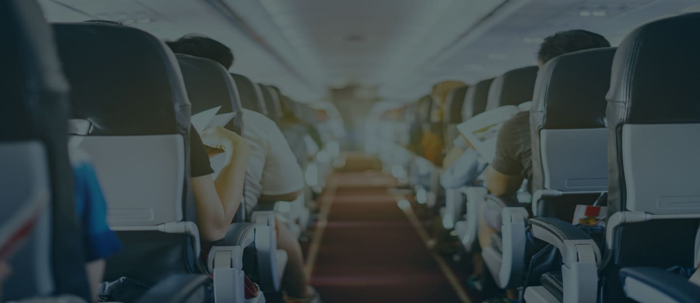 Wi-Fi testing service for multimedia broadcasts during air travel