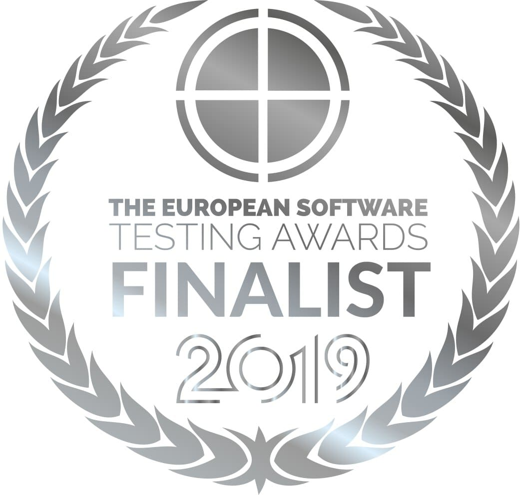 The European Software Testing Awards Finalist 2019