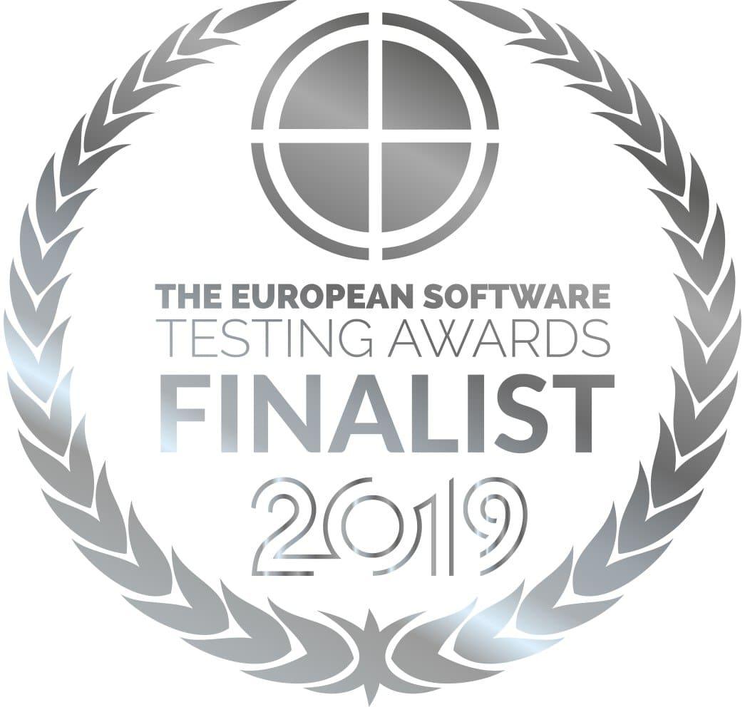The European Software Testing Awards Finalist 2019