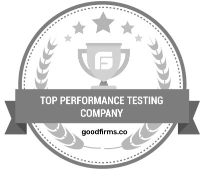 Performance Lab Goodfirms Top Performance Testing Company